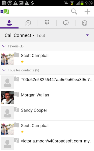 Call Connect