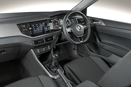 The interior puts its rivals in the shade in terms of quality and equipment.   Picture: QUICKPIC