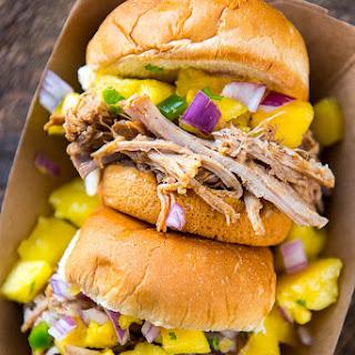 Caribbean Jerk Pulled Pork.