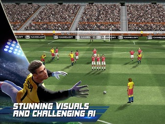 Real Football APK screenshot thumbnail 14