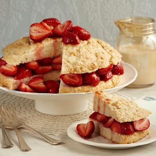 Strawberry Shortcake Crumb Topping Recipes