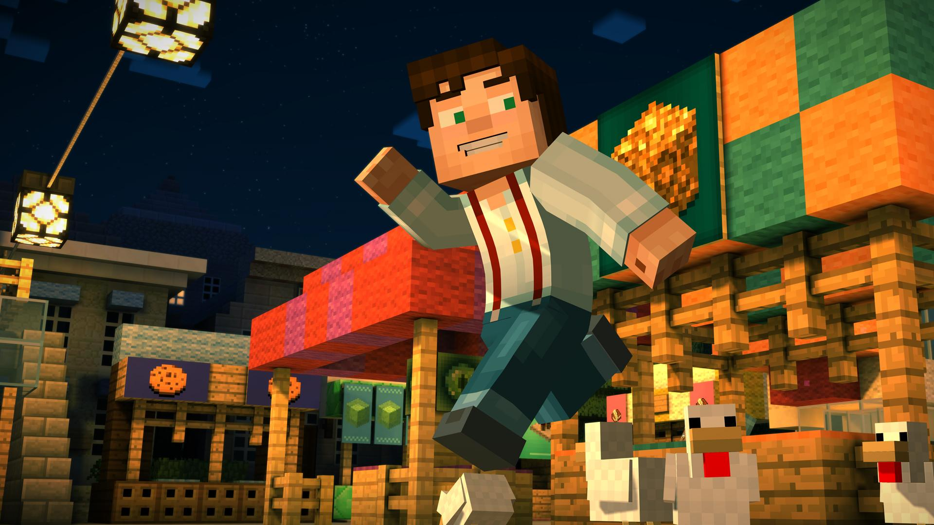 Minecraft: Story Mode screenshot #4