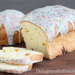 Easter Bread (Paska,Kulich)
