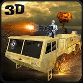 Army Truck Driver Battle 3D