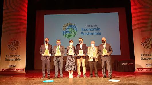 Noche histórica en el Cervantes: nacen los Premios a la Economía Sostenible