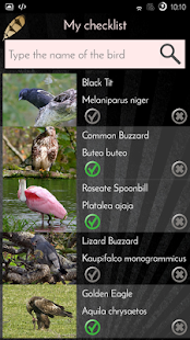 Birding App- screenshot thumbnail