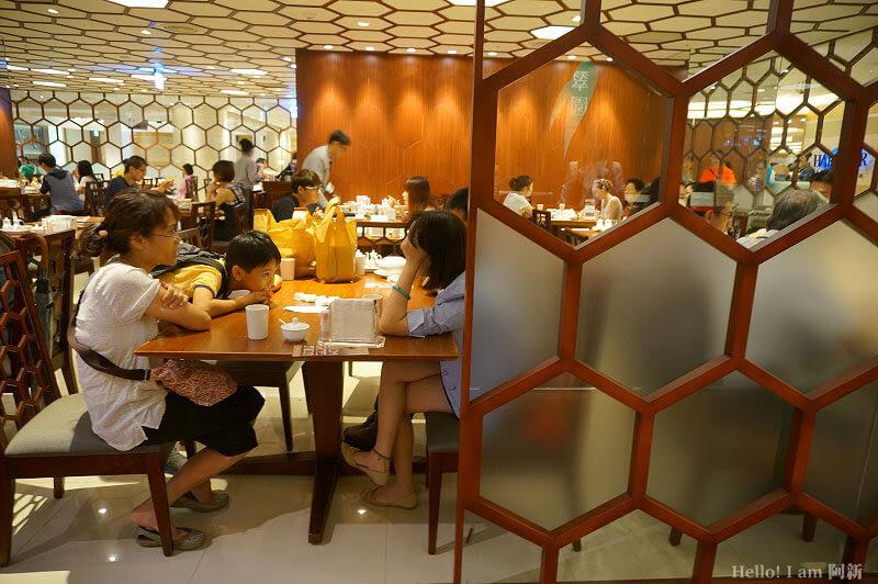 漢來翠園小館港式飲茶,廣三SOGO港式餐廳-2