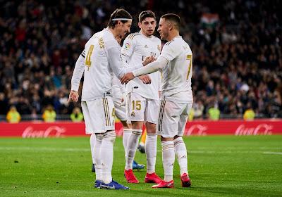 🎥 Hazard, Courtois et le Real sont rois d'Espagne