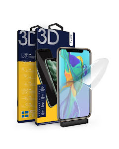 Nano Shield TPU Screen Protector with Self-healing Applicator Tool for iPhone XR/11