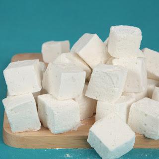 Bourbon-Vanilla Marshmallows.