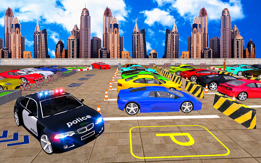 Police Parking Adventure - Car Games Rush 3D 1.0.5 screenshots 2
