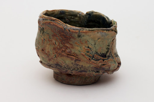 Robert Cooper Ceramic Tea Bowl 081