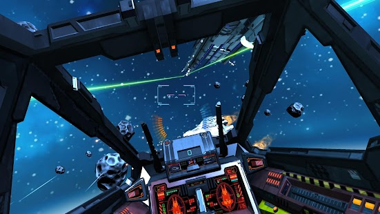 Minos Starfighter VR Capture d'écran