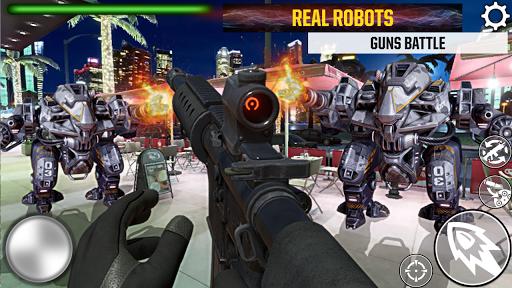 Télécharger Gratuit Granny Kick Neighbor - simulateur d'armes 3D mod apk screenshots 4