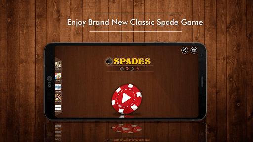 Spades free card game - Classic spades cheat screenshots 1