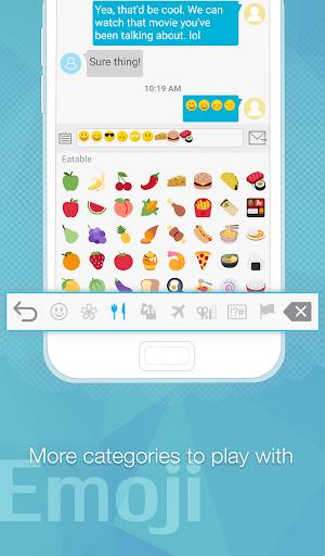 Handcent Emoji Plugin HC