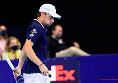 Goffin na debacle van Australian Open tweede reekshoofd in Montpellier