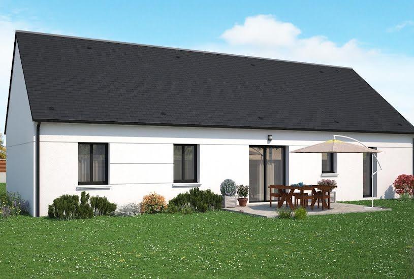 Vente Terrain + Maison - Terrain : 699m² - Maison : 95m² à Coulaines (72190)