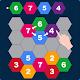 Slide n Merge Hexagons - Hexa Merge Puzzle Download for PC Windows 10/8/7