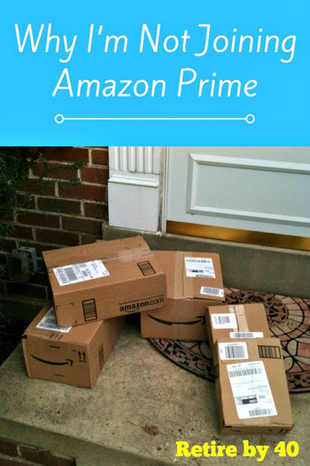 Why I'm Not Joining Amazon Prime