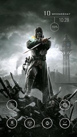 android Dark Warrior Screenshot 1
