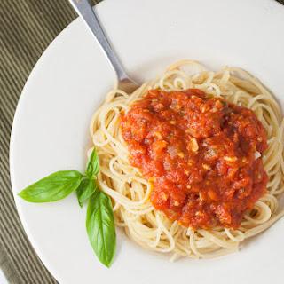 How To Make Homemade Spaghetti Sauce