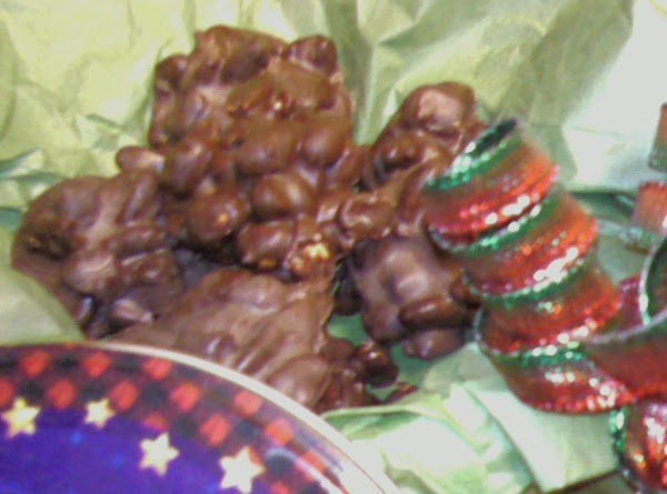Chocolate And Orange Delights - Pam's Recipe