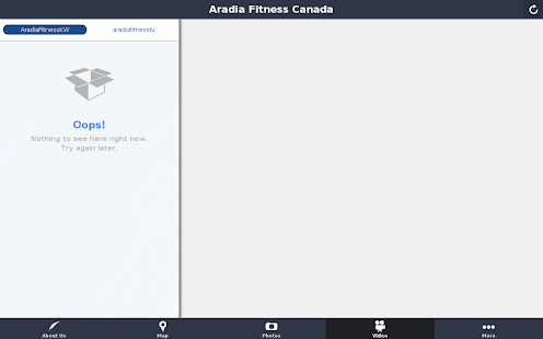 Aradia Fitness Canada- screenshot thumbnail