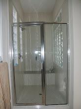"Photo: ""Standard"" Shower stall"