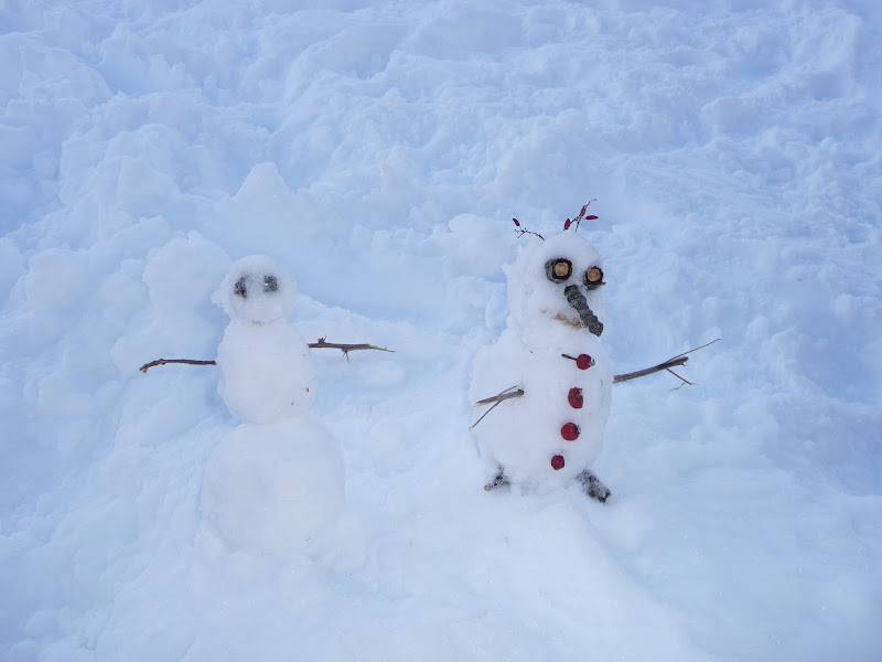 Little snowmen di Laucol