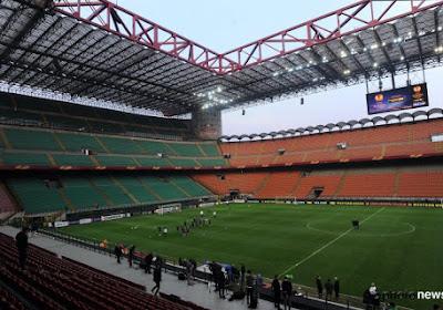 Le président de la Fédération Italienne n'exclut pas une suspension de la Serie A