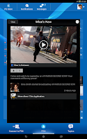 Screenshot of PlayStation®App