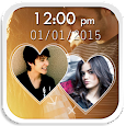 Couple Photo Lock Screen apk