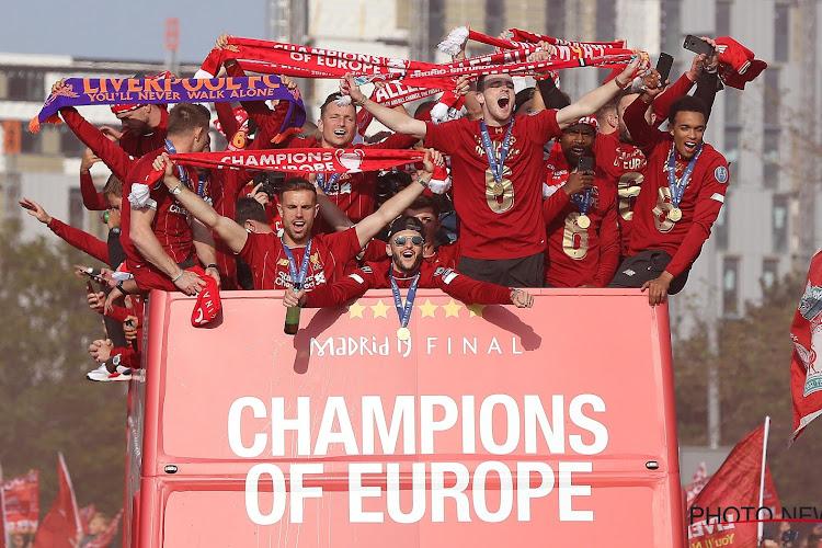 Le président de l'UEFA veut du changement en Ligue des Champions
