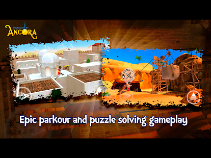 Guardians of Ancora- screenshot thumbnail