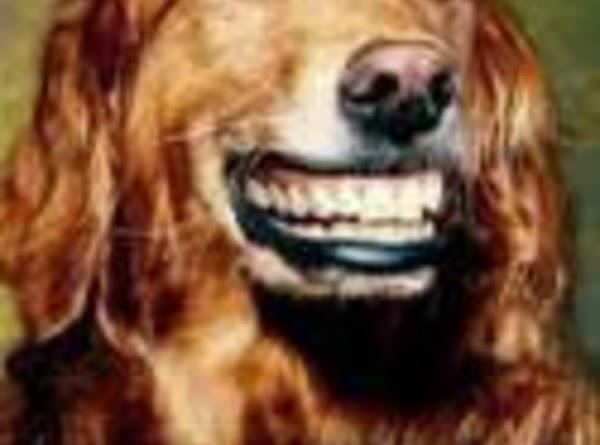 Doggy Toothpaste Recipe