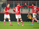 Knotsgekke match in Eredivisie: van 0-4 ruststand naar 4-4
