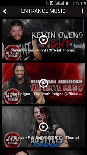 Wrestling Zone 2.0 screenshots 7