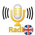 UK Radio, British Radio icon