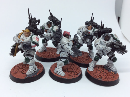 Painted Infiltrators