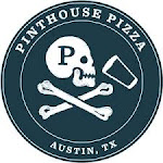 Logo of Pinthouse Pizza Jaguar Naranja Tiburon