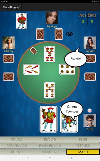 Truco Uruguayo ud83cudfc6 modavailable screenshots 12