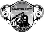 Logo of Martin City 2nd Best Coffee Stout