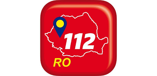 Transmits geographic coordinates on the territory of Romania to the 112 Service