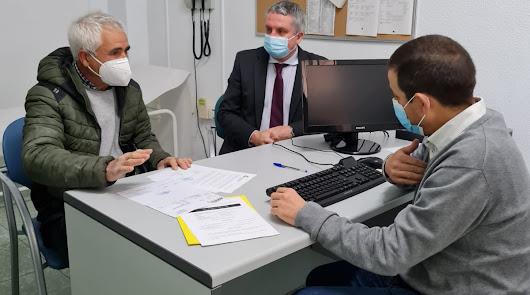Más de 70.000 euros para renovar los centros de salud de Serón y Bacares