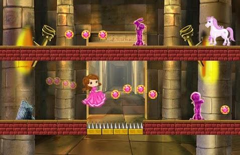 Adventure Princess Sofia Temple - náhled