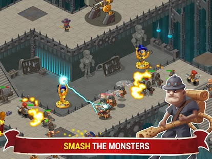 Steampunk Syndicate 2: Tower Defense Game- screenshot thumbnail