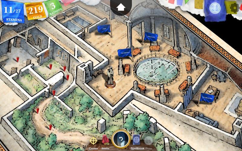 Sorcery! 4 Screenshot 0