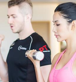 Chuyên gia về tập luyện các nhóm cơ