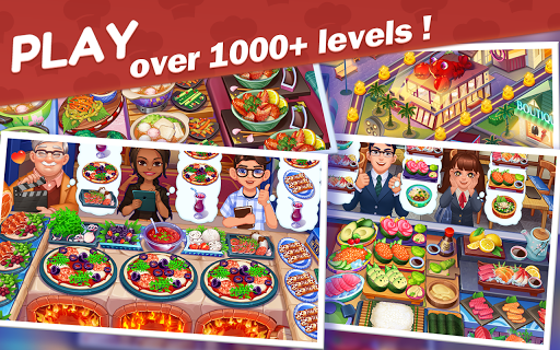 Cooking Voyage - Crazy Chef's Restaurant Dash Game 1.3.1+ac19226 screenshots 22